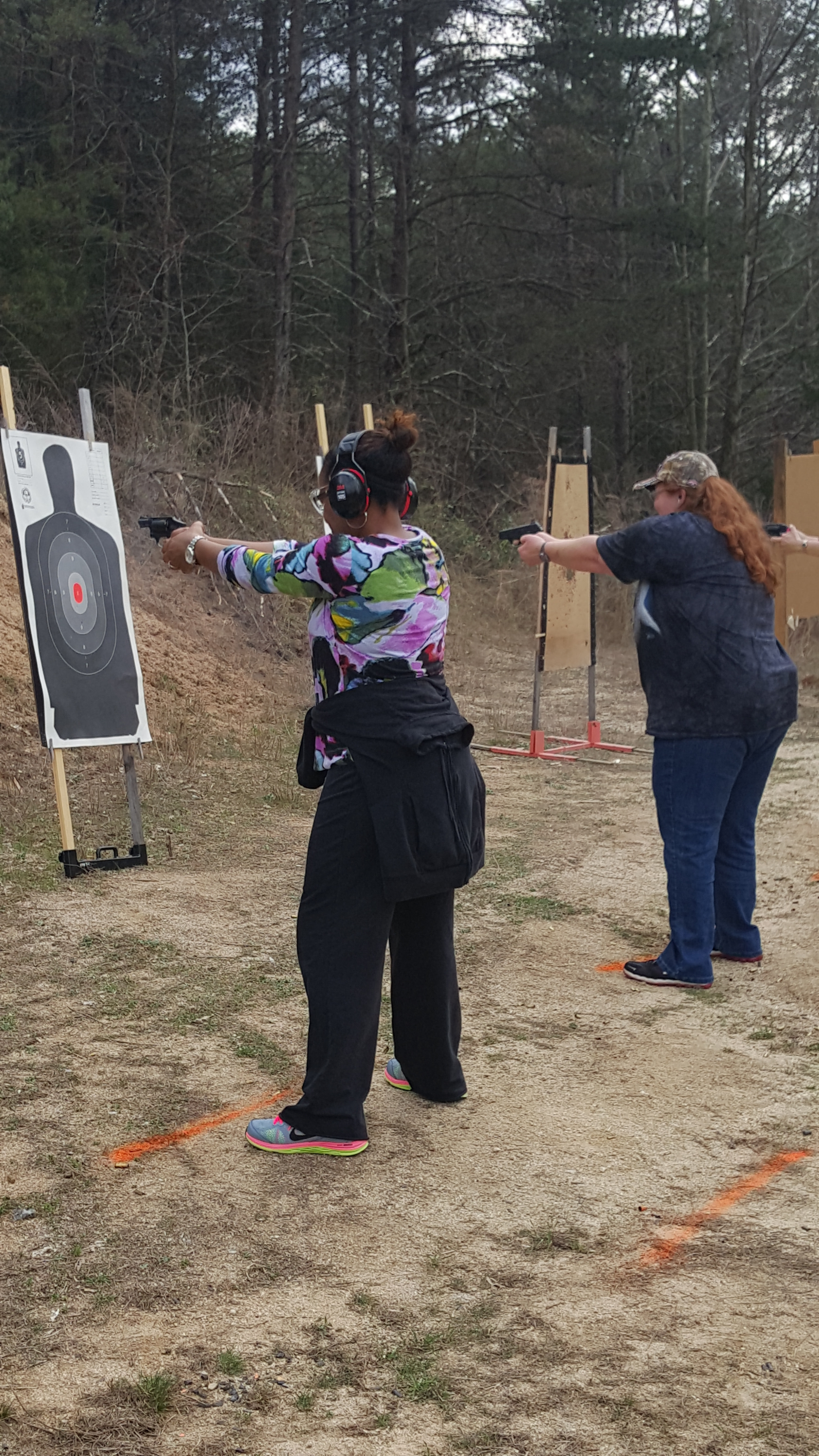 Concealed Carry Handgun Training